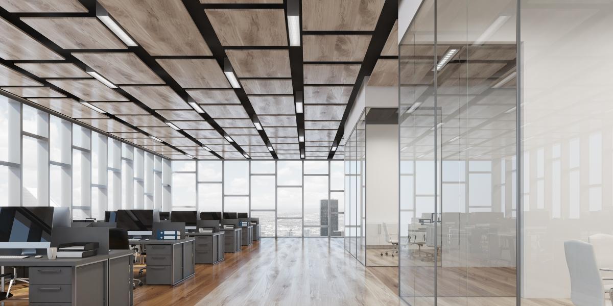 פסי תאורה למשרדים